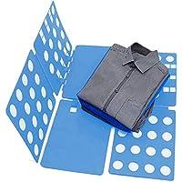 perfk Kleding opvouwbare boardshorts pyjama's kleding map voor volwassenen kinderen blauw