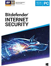 Bitdefender Internet Security 2020 | 5 appareils | 2 ans| PC | Code d'activation - envoi par email.