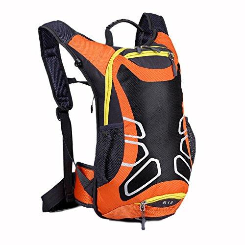 Price comparison product image FidgetFidget Backpack 15L Waterproof Nylon Breathable Motorcycle Riding Shoulder Bag outdoor