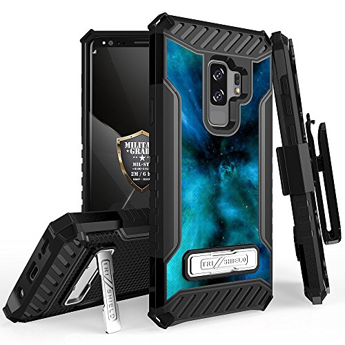 Galaxy S9 Plus Case, Trishield Durable Rugged...