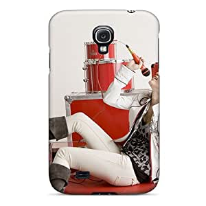 Hot Style LYW812bwAN Protective Case Cover For Galaxys4(miley Cyrus)