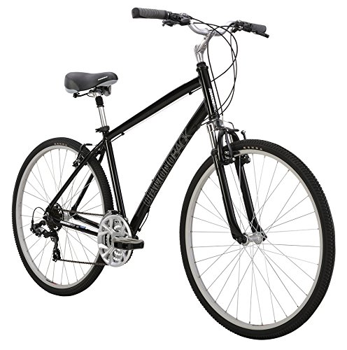 Best Price of Diamondback Bicycles 2015 Edgewood Complete Hybrid Bike, 17-Inch/Medium, Black