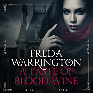 A Taste of Blood Wine Audiobook
