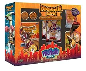 Dinosaur king - Pack de batalla prehistórica