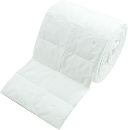 Cosi Nails - Rollo de almohadillas de celulosa pre-cortadas para manicura (500 unidades): Amazon.es: Belleza