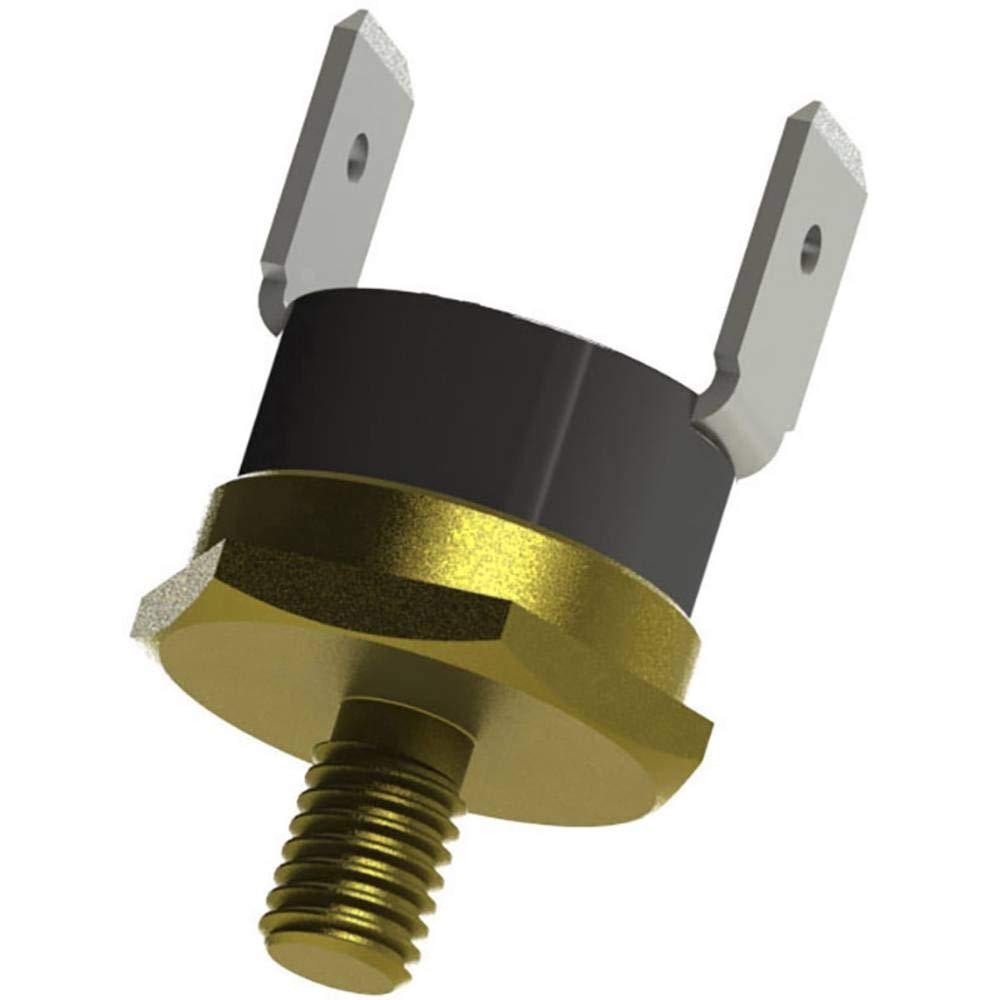Thermorex TK24-T02-MG08-/Ö140-S125 Bimetallschalter 250 V 16 A /Öffnungstemperatur 140 /°C Schlie/ß-Temperatur 125 /° /± 5/°C