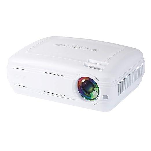 1080P HD Mini proyector de 20000 Horas de Vida útil del LED 3200 ...