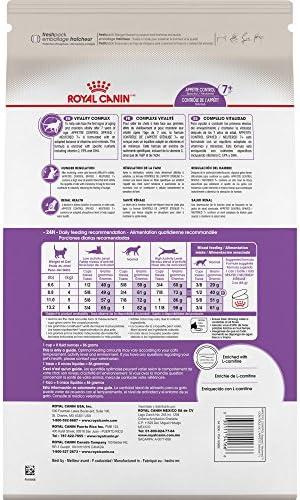 Royal Canin Spayed Neutered Appetite Control +7 Comida para Gatos, Sabor a Pollo, Tamaño Pequeño 2.7 kg 3