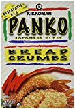Kikkoman PANKO BREAD CRUMBS Japanese Style 8oz (pack of 2)