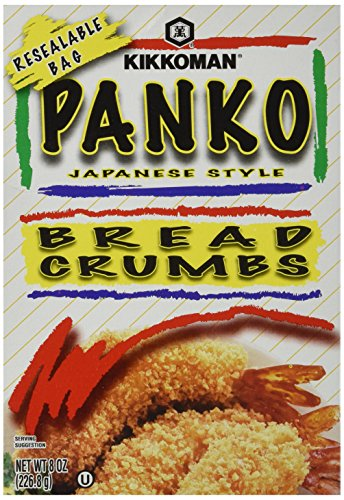 - Kikkoman PANKO BREAD CRUMBS Japanese Style 8oz (pack of 2)