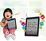 melysUS Kids Pad Toy Pad Computer Tablet Education Learning Education Machine Touch Screen Tab Electronic Syst