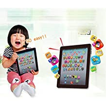 Youcoco Children Touch Screen Tablet Pad English Learning Early Education Machine Electronic Systems