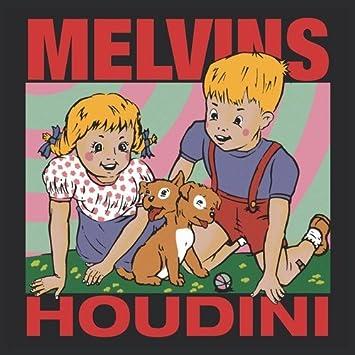 houdini melvins  MELVINS - Houdini -  Music