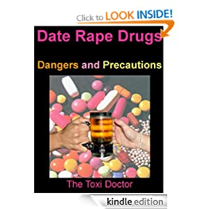 Date Rape Drugs - Dangers and Precautions Dr. Kaniappan Padmanaban