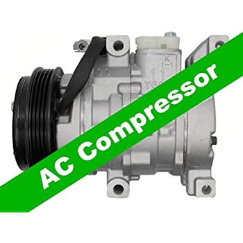 GOWE Auto AC Compressor For Car Toyota Vios For Car Toyota Avanza 1.3 2009- 88310-BZ020 447180-7502 447220-5850