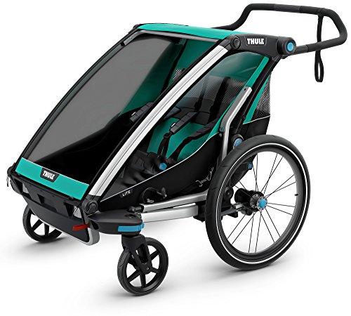 Adventure Bike Trailer Stroller Kit - 9