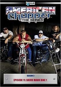 American Chopper Season 3 - Episode 11: David Mann Bike 1