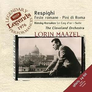 Feste Romane/Pini Di Roma