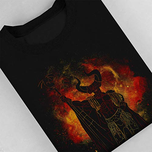 Lord Silhouette Legend Cloud Of City 7 Men's Darkness Black Sweatshirt wa1qF6