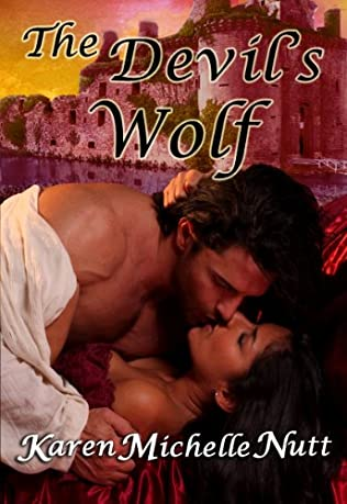 book cover of The Devil\'s Wolf