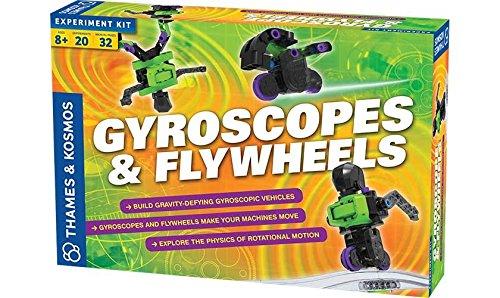 Thames & Kosmos Gyroscopes & Flywheels Science - Step Flywheel