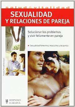 Book Sexualidad y relaciones de pareja/ Sexuality and Relationships