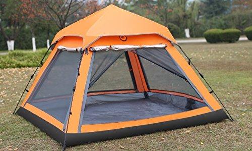 Xmaker Zelt, Camping-Feld Im Freien, Doppel-Camping, Belüfteten Zelt