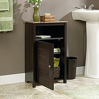 Sauder Bath Peppercorn Collection Floor Cabinet