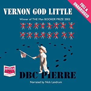Vernon God Little Hörbuch