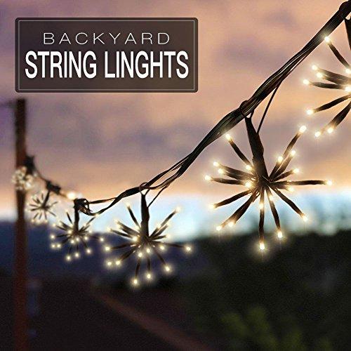 LED String Lights 100 LEDs Wedding Valentine De...
