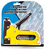 Performance Tool 1945 Performance Tool 3-Way Staple Gun