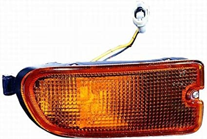 This product is an aftermarket product. It is not created or sold by the OE car company DEPO 320-1601L-AS Replacement Driver Side Turn Signal Light