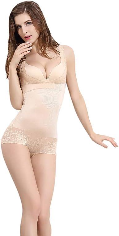 DressLksnf Corsé Moda para Mujer Caderas de Adelgazamiento Corpiño ...