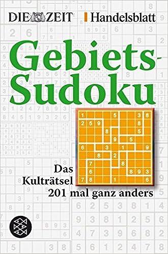 Gebiets Sudoku Das Kulträtsel 201 Mal Ganz Anders Amazon De Die