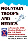 Mountain Troops and Medics, Albert H. Meinke, 155369600X