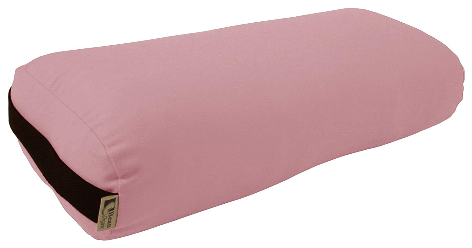 Amazon.com : Bean Products Yoga Bolster - Rectangle ...