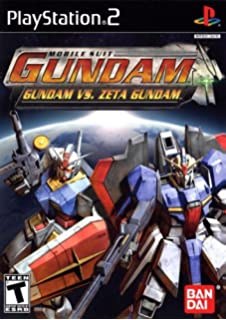 Mobile Suit Gundam: Federation Vs  Zeon: Playstation 2