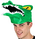 Jacobson Hat Company velvet alligator hat perfect for dress-up and roll play. High quality item at a price that can not be beaten. Jacobson Hat Company has over eighty five years of experience in selling and providing high quality toys.