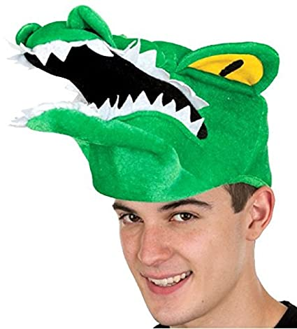 Amazon.com  Jacobson Hat Company Velvet Alligator Hat  Toys   Games c0f1774134ac