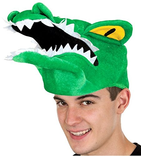 Jacobson Hat Company Velvet Alligator Hat -