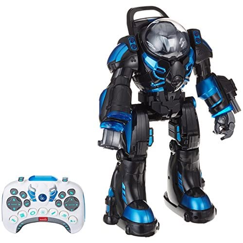 Jamara Robot Spaceman Infrarouge - Radiocommandé, 410043