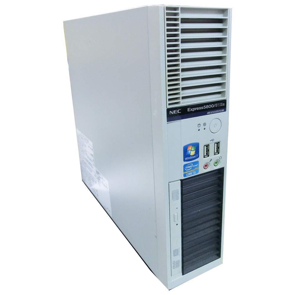 激安超安値 [中古パソコン][スリムタイプ][ワークステーション] NEC Express5800/51Ea (Core (Core i3-2120 i3-2120 3.3GHz/4GB B07H9YJ4BC/250GB/DVDRW/Windows10-64bit)[秋葉原]《パソコン販売 アキバパレットタウン》 B07H9YJ4BC, 東出雲町:c1a09c69 --- arbimovel.dominiotemporario.com