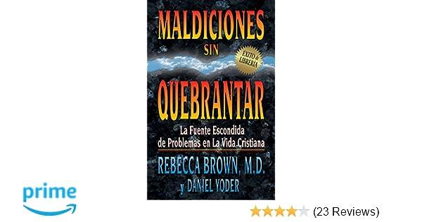 Amazon.com: Maldiciones sin quebrantar (9780883683996 ...