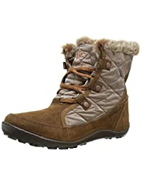 Columbia Women's Minx Shorty Resort Nutme Winter Boot