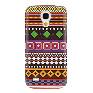 LZX Egypt Style Pattern Protective Hard Back Cover Case for Samsung Galaxy S4 Mini I9190