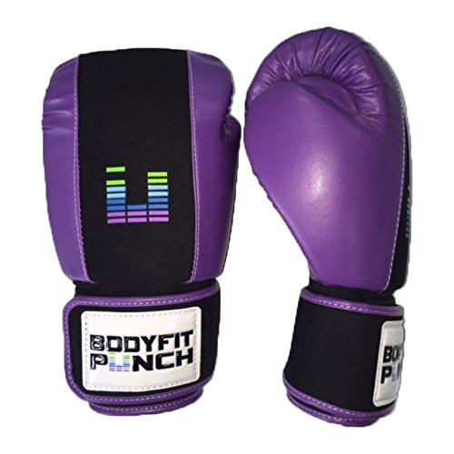 Bodyfit Punch 12oz Neoprene Boxing Gloves