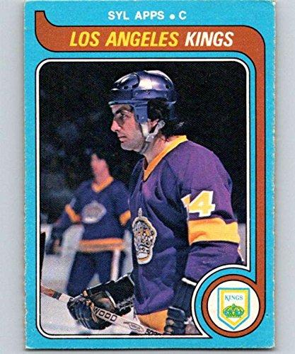 1979-80 O-Pee-Chee #366 Syl Apps Jr. Kings Z861 ()