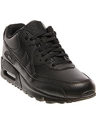 Nike Kids Air Max 90 GS, BLACK/BLACK