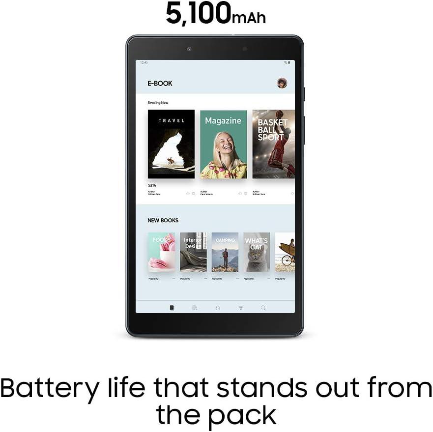Samsung Galaxy Tab LTE Inch Black Version