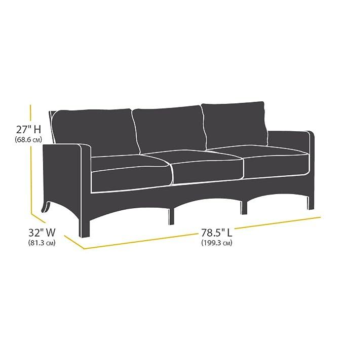 AmazonBasics - Funda protectora para sofá de 3 plazas ...